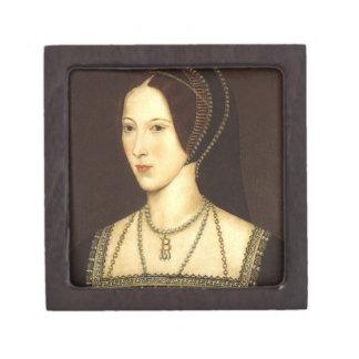 Caja de regalo de la reina Ana Bolena Caja De Recuerdo De Calidad
