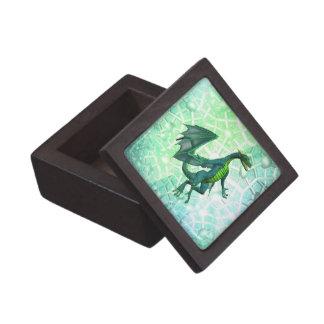 Caja de regalo de la respiración de los dragones p cajas de recuerdo de calidad