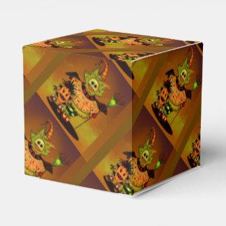 CAJA de REGALO de las MUÑECAS de CHIBI 2x2 clásico Cajas Para Detalles De Boda