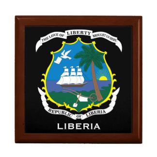 Caja de regalo de Liberia* Joyero Cuadrado Grande