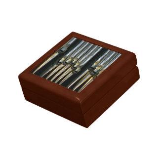 Caja de regalo de los tubos de órgano
