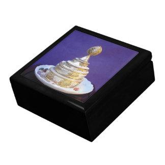 Caja de regalo de ofrecimiento de la mandala