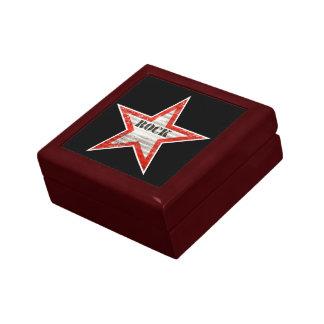 Caja de regalo de Rockstar fondo negro