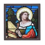 Caja de regalo de St Cecilia Caja De Joyas De Calidad