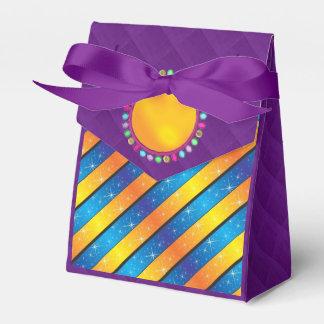 Caja de regalo de vacaciones festiva caja para regalos de fiestas