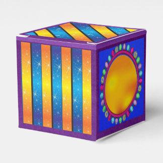 Caja de regalo de vacaciones festiva cajas para regalos de boda
