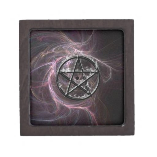 Caja de regalo de Wicca 1 Caja De Joyas De Calidad