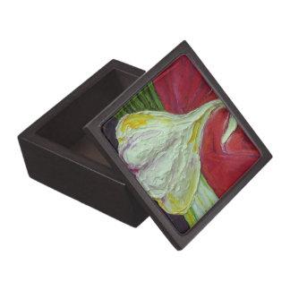Caja de regalo del ajo y del Scallion Caja De Regalo De Calidad