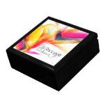 Caja de regalo del arte abstracto 7