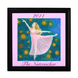 Caja de regalo del ballet - cascanueces 2011 conme