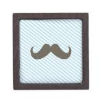 Caja de regalo del bigote cajas de recuerdo de calidad