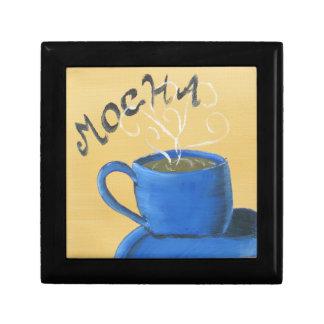 Caja de regalo del café