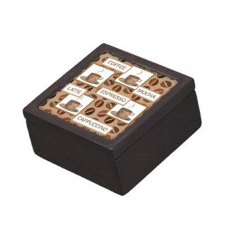 caja de regalo del café caja de recuerdo de calidad