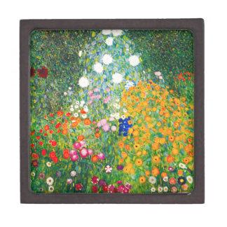 Caja de regalo del jardín de flores de Gustavo Kli Caja De Regalo De Calidad