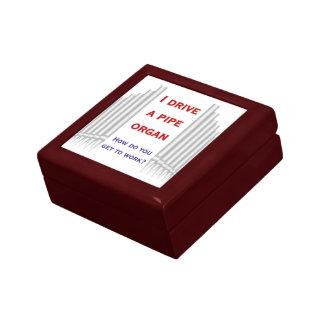 Caja de regalo del órgano