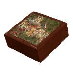 Caja de regalo del pájaro del petirrojo