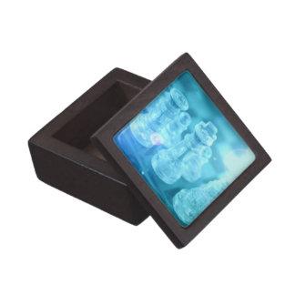 Caja de regalo del partido del ajedrez pequeña cajas de recuerdo de calidad