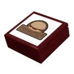 Caja de regalo del recuerdo de Fangburger