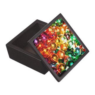Caja de regalo del tiempo del carnaval caja de joyas de calidad