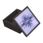 Caja de regalo estrellada del diseño cajas de joyas de calidad