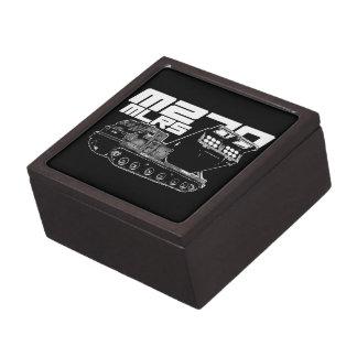 """Caja de regalo media del MLRS M270 (3"""" X 3"""") Caja De Recuerdo De Calidad"""