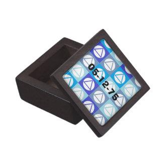 Caja de regalo modificada para requisitos particul cajas de joyas de calidad