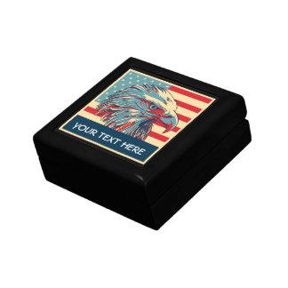 caja de regalo patriótica