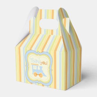Caja de regalo retra de la fiesta de bienvenida al caja para regalo de boda