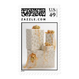 Caja de regalo sello