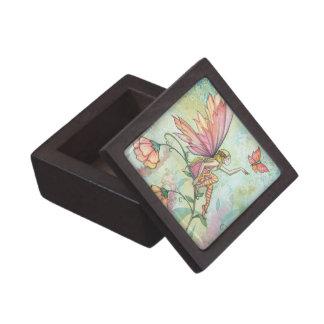 Caja de regalo superior bonita de la hada y de la  cajas de recuerdo de calidad