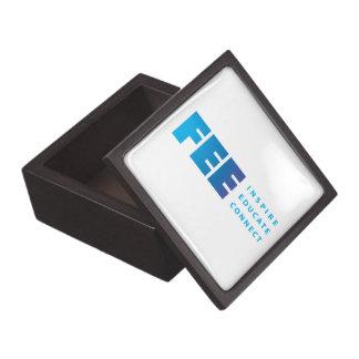 Caja de regalo superior cajas de recuerdo de calidad