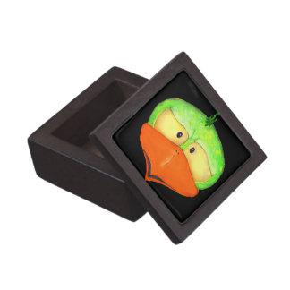 Caja de regalo superior chula caja de joyas de calidad