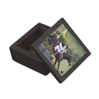 Caja de regalo superior de Eventing de los caballo Caja De Regalo De Calidad