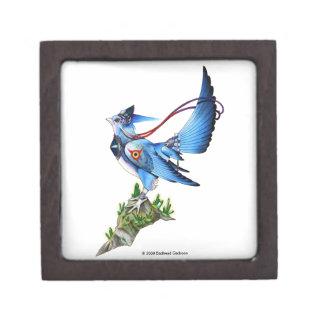 Caja de regalo superior de Feathyrkin Veeku Caja De Recuerdo De Calidad