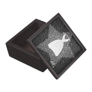 """Caja de regalo superior """"de la actriz joven rubia"""" cajas de joyas de calidad"""