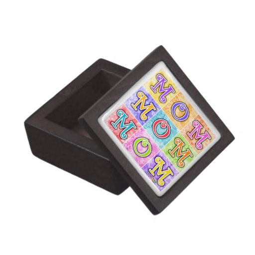 Caja de regalo superior de la MAMÁ (madre) Caja De Joyas De Calidad