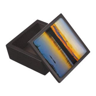 Caja de regalo superior de la travesía de la puest caja de recuerdo de calidad