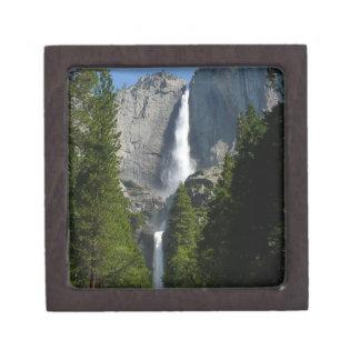 Caja de regalo superior de las cataratas de Yosemi Caja De Recuerdo De Calidad
