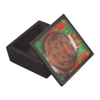 Caja de regalo superior de Pud del navidad Caja De Recuerdo De Calidad