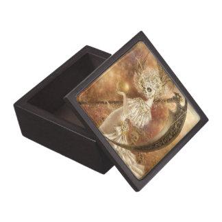 Caja de regalo superior de Santa Muerte Cajas De Regalo De Calidad