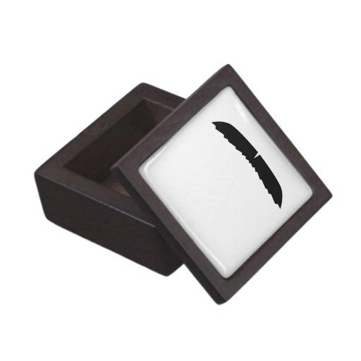 Caja de regalo superior del bigote caja de joyas de calidad
