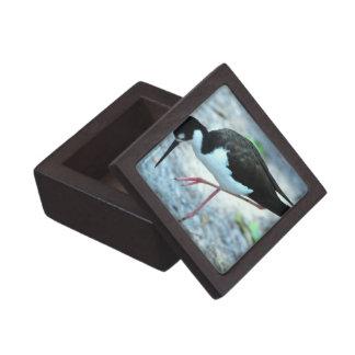 Caja de regalo superior del chorlito caja de recuerdo de calidad