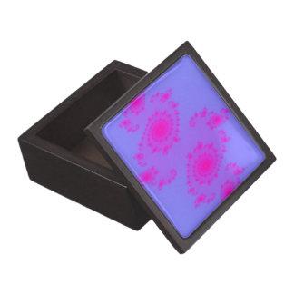 Caja de regalo superior del estornudo rosado cajas de regalo de calidad