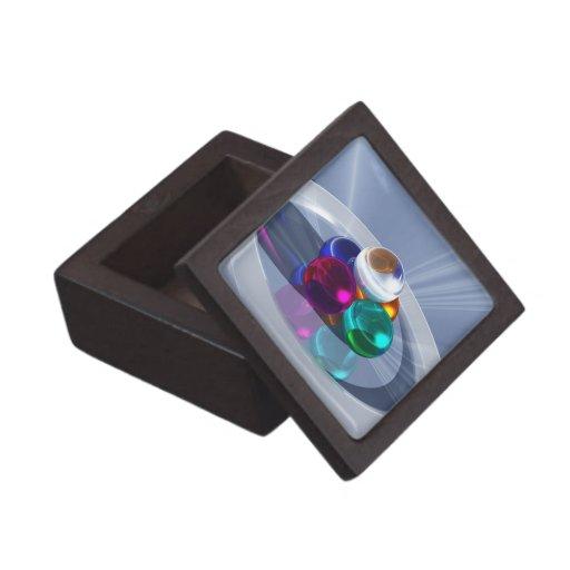 Caja de regalo superior ligera de doblez caja de regalo de calidad