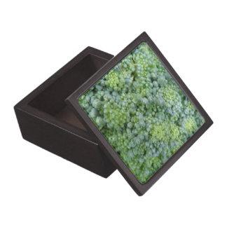 Caja de regalo superior macra del bróculi cajas de recuerdo de calidad