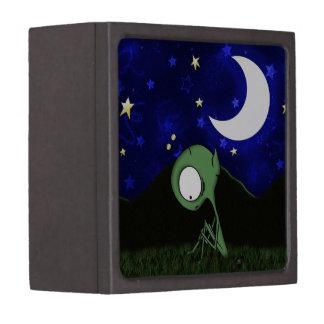 """Caja de regalo superior """"sola"""" cajas de recuerdo de calidad"""