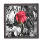 Caja de rosas caja de regalo de calidad