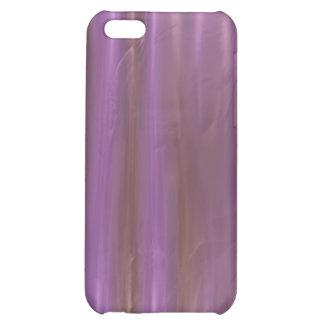 Caja de seda líquida rosada de color de malva de l
