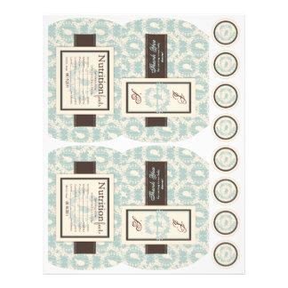Caja de soplo del muchacho del pío del pío mini tarjetas publicitarias