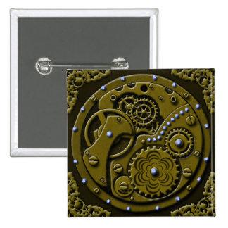 Caja de Steampunk Pins
